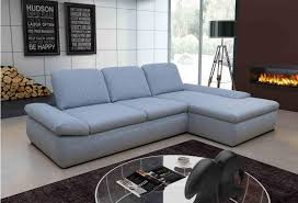 Dreams4home Boxspring Sofa Finn Polsterecke Ecksofa Couch