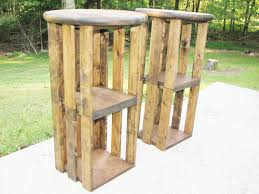 diy rustic bar. Full Size Of Interior:diy Rustic Bar Within Voguish Wood Stool Free Shipping Diy