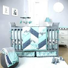 blue and grey crib bedding turquoise and orange crib bedding large size of nursery blue grey
