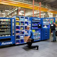 Fastenal Vending Machine Stunning What's The Big Deal RB Hinkle Installs Safety Equipment Vending