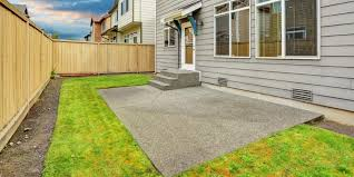 how to clean concrete patio without