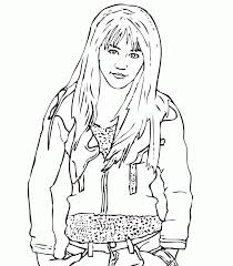 Get your free printable disney characters coloring sheets and choose from thousands more coloring pages on allkidsnetwork.com! Coloring Pages Disney Hannah Montana Coloring Home