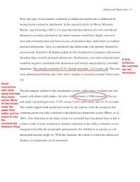 Sample Of Literature Review Apa Style Apa Literature Review Example By Purdue Online Writing Lab