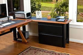 desk with cabinet desk with filing cabinet drawers lateral file cabinet for l shaped desks workspace