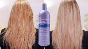 Shimmer Lights Mixed With Developer Hair Toner Before And After 10 Best Hair Toners For Your