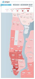 NYC Rent Prices Mapped: November 2016