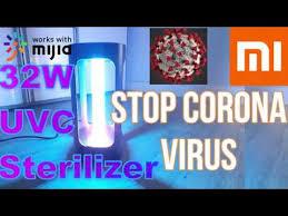 Xiaomi FIVE Smart <b>UV</b>-C <b>Sterilizer Disinfection</b> Lamp Full Review ...