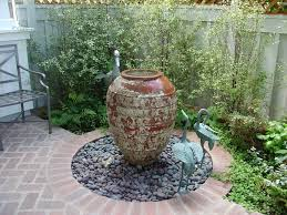Look For Designs Outdoor Vase Water Fountains