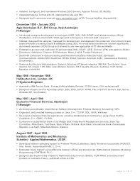 Resume Microsoft Word Word Resume Template Sample Resume Ms Word