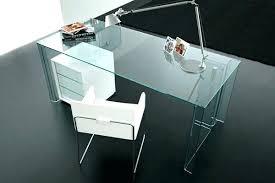 office table ideas. Glass Office Table Desk Extraordinary For Home Decor Ideas