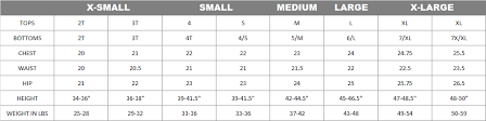 Volcom Big Boy Size Chart Volcom Sizing Guide