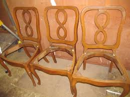 French Provincial Chairs Before