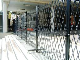image of outdoor pet gate extra wide