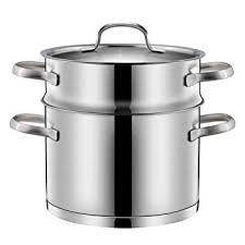 Food Steamer Stainless Steel Mini Steamer Household 1 Layer ...