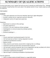 Resume Summary Examples For Customer Service Beauteous Resume Summary Example Student Examples For Students Customer