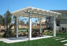 free standing aluminum patio covers. Free Standing - Lattice Patio Cover Standard Posts INCREASE THE VALUE AND ENHANCE BEAUTY OF YOUR HOME. Designed To Exceed Most Building Codes Aluminum Covers