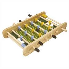 Miniature Wooden Foosball Table Game homemade wooden foosball Google Search Projects for gifts 37
