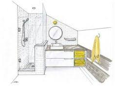 Brilliant Bathroom Interior Design Sketches Find This Pin And More On Drawing Rendering To Simple Ideas