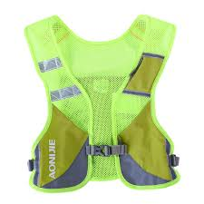<b>AONIJIE</b> Premium Reflective Running Vest Give <b>Sport</b> Water Bottle ...