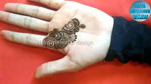 Haya Henna Designs Try This New Mehendi Design 2019 Haya Mehandi Dessign