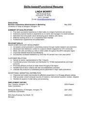 Ut austin resume help