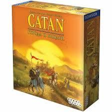 CATAN: Города и рыцари (новое издание) - <b>HobbyWorld</b>