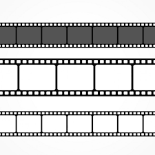 Filmstrip Vectors, Photos and PSD files | Free Download