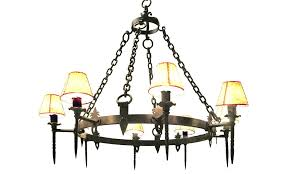 spanish chandeliers