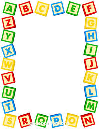 Alphabet Blocks Png Free Outline Rr Collections