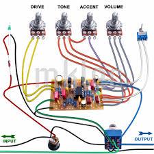 guitar effects pedal offboard wiring demystified