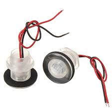 Boat Livewell Lights 12v Led Courtesy Lights Boat Marine Rv Waterproof For Stair Livewells