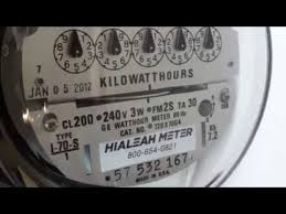 electricity meter general electric i 70 s youtube ge kv2c multifunction meter manual at Ge Kilowatt Hour Meter Wiring Diagram