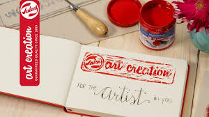 How To Make Your Own Creations With Lino Colour Talens Art Creation