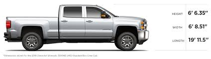 2018 chevrolet owners manual. perfect owners 2018 chevrolet silverado 3500 dimensions throughout chevrolet owners manual