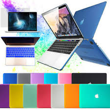 <b>Hard Case Shell</b>+<b>Rubberized</b> Keyboard Cover+LCD Film Macbook ...