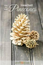 Five Homemade Christmas Tree Ornaments  Homemade Christmas Tree Christmas Crafts Made With Pine Cones