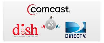 Compare Comcast Vs Directv And Dish