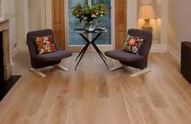 oak floor natural