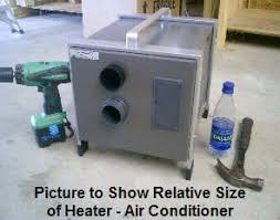 air conditioning dog house. cat house heater, air conditioning for houses dog g