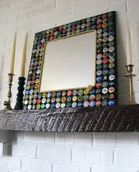 Decorated Bottle Caps Bottle Cap Decoration Bottle Caps Table Top Art Bottle Cap Ideas 11