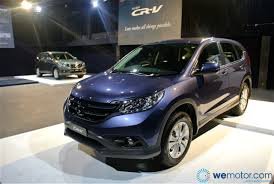 new car launches malaysia 2013Honda Malaysia Launches AllNew Fourth Generation 2013 CRV RM148
