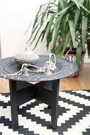 diy moroccan inspired side table hello lidy for curbly