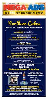 Labatt Blue Light Nutritional Information Bg A 0060 0728 By Sun Community News And Printing Issuu