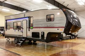 Forest River Led Awning Lights 2019 Forest River Cherokee 255rr Toy Hauler Fifth Wheel