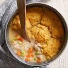 better homes  chicken stew with dumplings