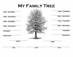 Image Result For Family Tree Maker Free Printable Blank