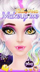 make up me s makeup dressup and makeover game screenshot 1