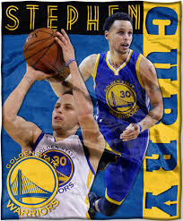 Steph Curry Throw Blanket