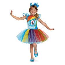 Pony Costume Ideas My Little Pony Rainbow Dash Tutu Dress Prestige Girls Halloween