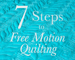 Seven Steps to Free Motion Quilting   The Inbox Jaunt & Seven Steps to Free Motion Quilting Adamdwight.com